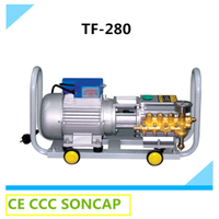 18mm High Pressure Cleaning Machine with Triplex Plunger Pump (TF-280)