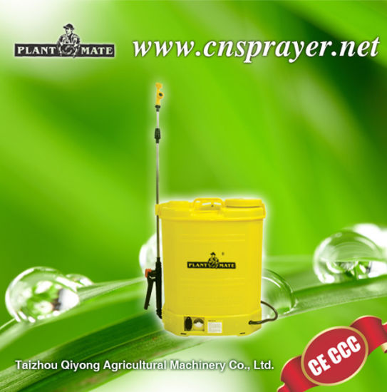 16L Electric Knapsack Sprayer for Agriculture/Garden/Home (HX-16C)