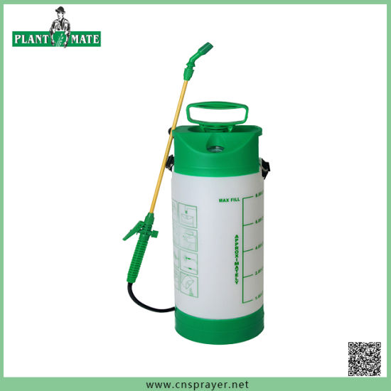 8L Agricultural Air Pressure Sprayer with ISO9001/Ce/CCC (TF-08B)