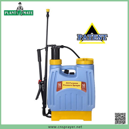 Agricultural Sprayer Plastic Sprayer (3WBS-16F)