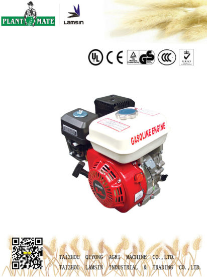 Plant Mate Agricultural Gasoline Engine with ISO9001/Ce (TF168FB)
