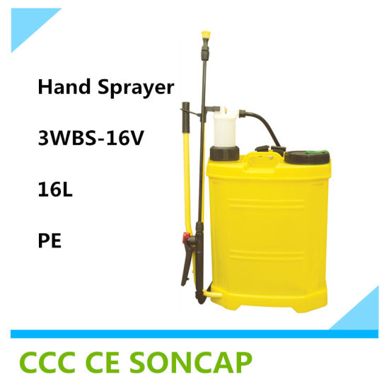 Farm Use High Quality Agricultural Knapsack Hand Sprayer 16L (3WBS-16V)