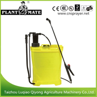 16L High Quality Plastic Agricultural Manual Sprayer (3WBS-16N)