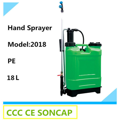 Fruit Tree Use Knapsack PE Plastic Manual Sprayer for Agricultural (2018)