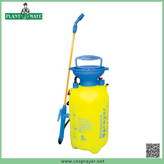 5L Agricultural Air Pressure Sprayer with ISO9001/Ce/CCC (TF-05)