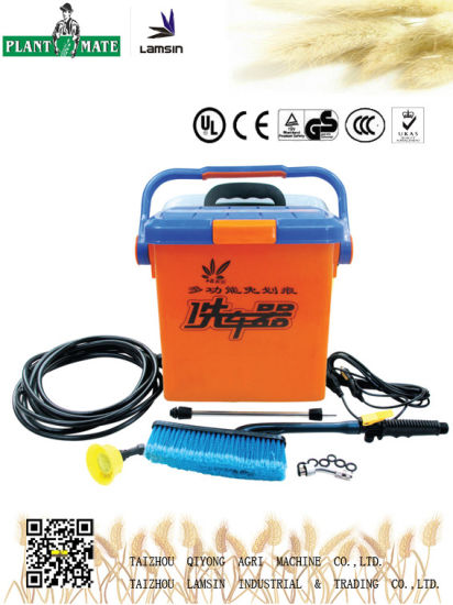 Portable Small Electrical Car Washer with ISO9001/Ce (TF-U15)