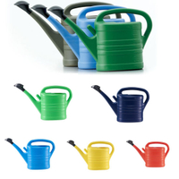 Plastic Garden Watering Can Flower Pot (2021-26)