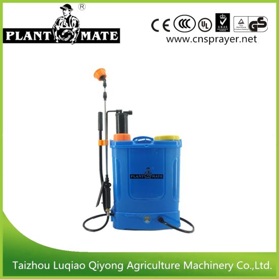 16L Power Sprayer for Agriculture/Garden/Home (HX-D16K)