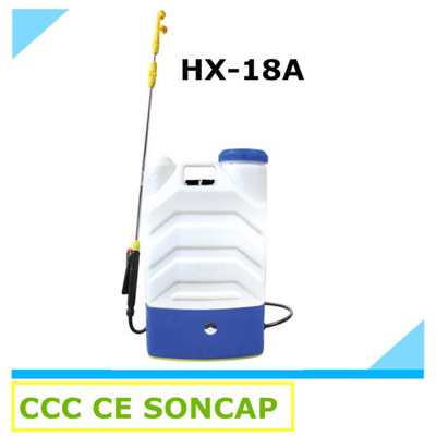 Long Working Life Popular Knapsack Agricultural Electric Power Sprayer (HX-18A)
