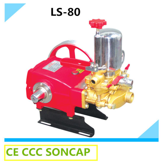 Agricultural Use Tractor High Pressure Plunger Pump 33.5mm (LS-80)