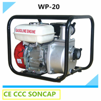 5.5HP Gasoline Motor Agricultural Irrigation Water Pump for Sale (wp-20)
