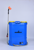 16L Electric Sprayer Pump Sprayer with Shoulder Strap (HX-16C-2)