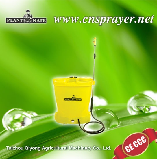 Agricultural Knapsack Electric Sprayer (HX-16D)