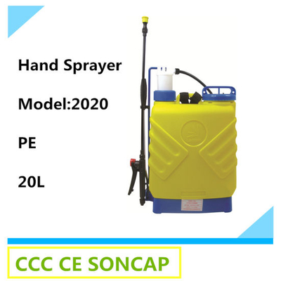 Cheep Plastic Knapsack Agricultural Hand Sprayer 20L (2020)